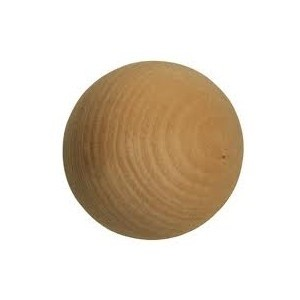 Balónek Wood Ball