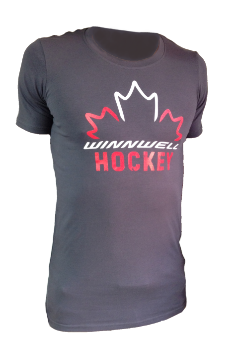 Triko Winnwell Hockey Grey