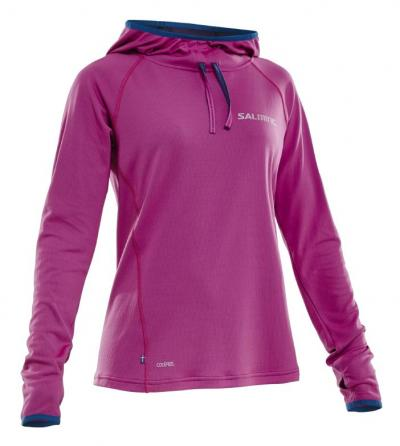 Salming Lightweight Hood Women Pink