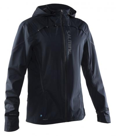 Salming Abisko Rain Jacket Men Black