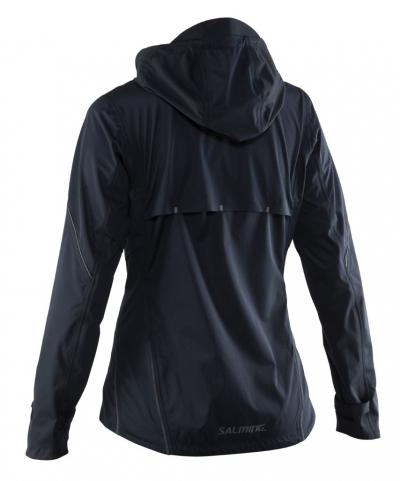 Salming Abisko Rain Jacket Women Black