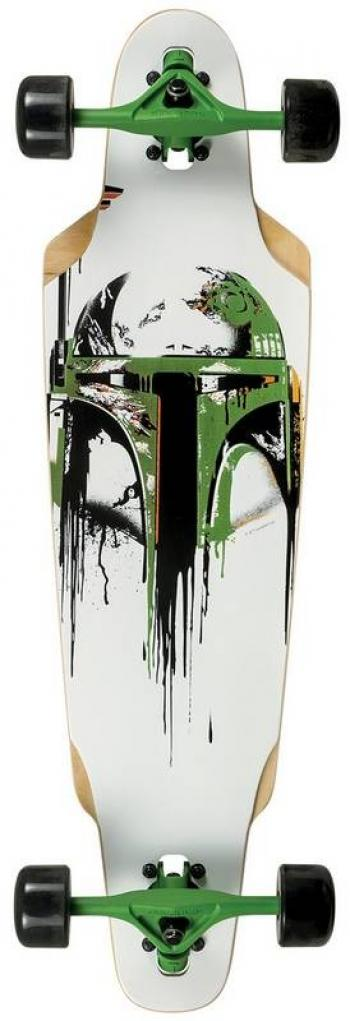 Longboard Star Wars Dropped Boba