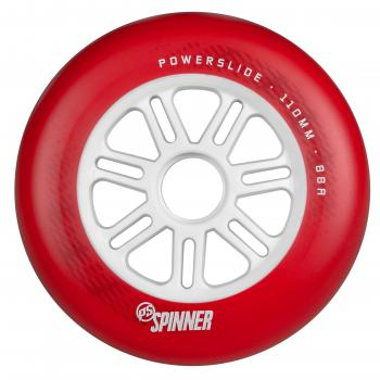 Kolečka Powerslide Spinner Red (1ks)