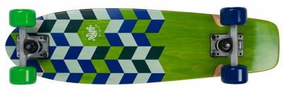 Area Replica Timber Green cruiser