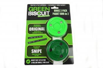 Puk Green Biscuit Bonus 2-Pack