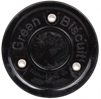 Puk Green Biscuit Black
