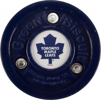 Puk Green Biscuit NHL Toronto Maple Leafs