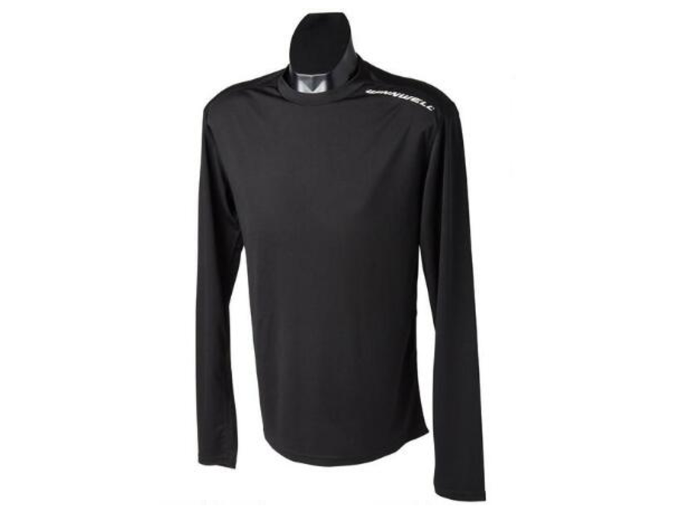Triko s dlouhým rukávem Winnwell Base Layer Top YTH