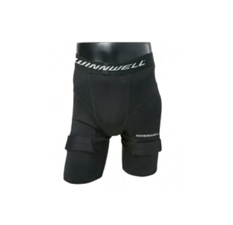 Kraťasy se suspenzorem Winnwell Jock Compression SR