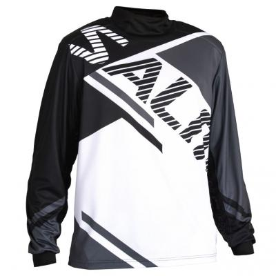Salming Atilla Goalie Jersey SR Grey/Black