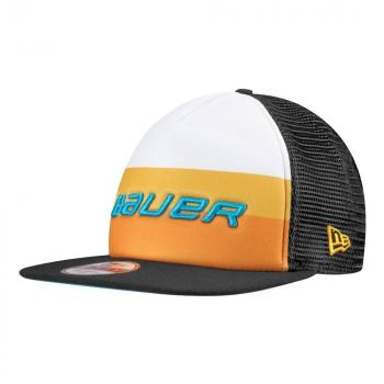 Kšiltovka Bauer New Era 9Fifty Cap Trucker Stripe