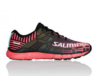 Salming Speed 6 Women Black/Magenta