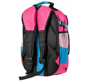 Batoh Powerslide Fitness Backpack Pink 13,6l
