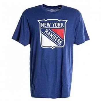 Triko 47 Brand Club Tee NHL Blue SR