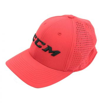 Kšiltovka CCM Team Perforated Flex Cap