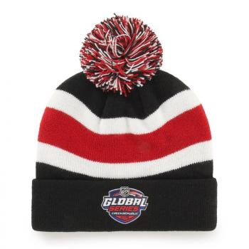 Čepice NHL 47 Brand Breakaway Cuff Knit Beanie Global SR