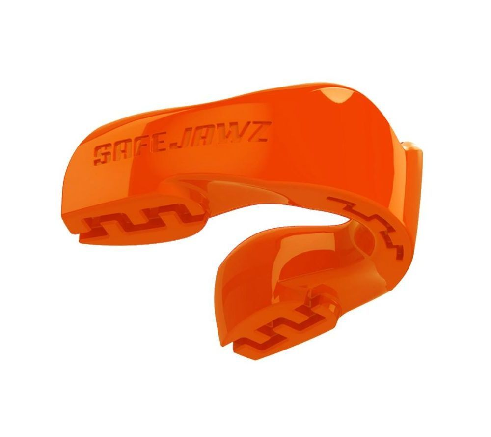 Chránič zubů Safe Jawz Intro Series Fluoro Orange