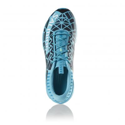 Salming Speed 8 Shoe Women Blue/Petrol