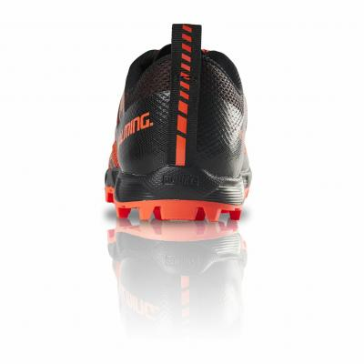 Salming Elements 3 Shoe Men Black/Orange
