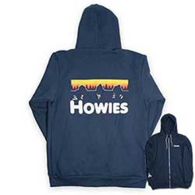 Mikina HOWIES Northern Lights Zip-up Hoodie