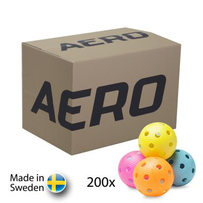 SALMING Aero Floorball Mixed colours 200-pack