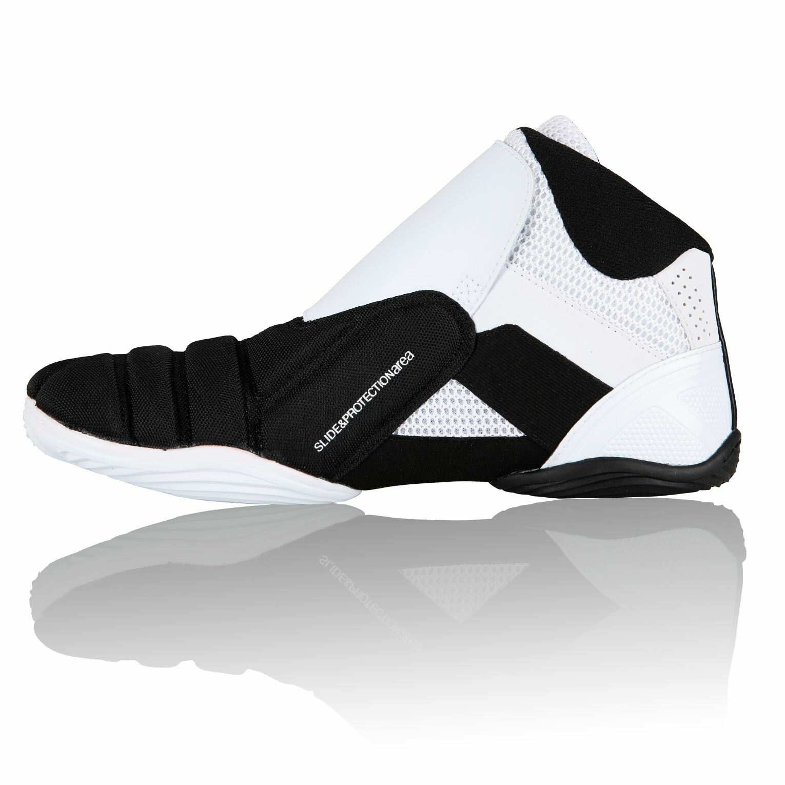 SALMING Slide 5 Shoe White/Black