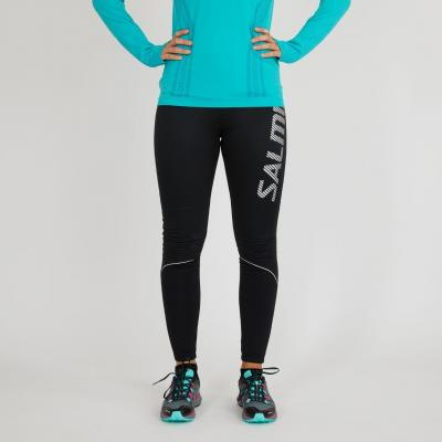 SALMING Run Thermal Wind Tights Women Black